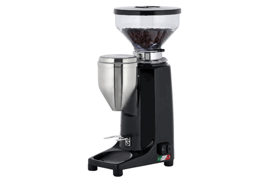 Quamar Q50S SHINY BLACK Kaffeemühle