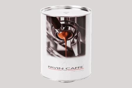 Pavin Caffé ESPRESSO BAR 2 kg ganze Bohnen Dose