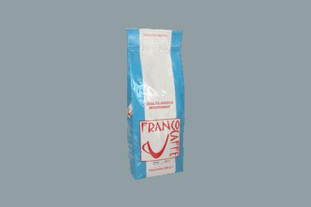 Franco Caffe DECAFFEINATO 250 g