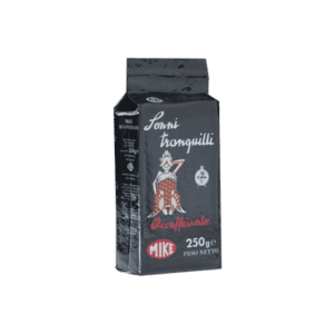 Caffé Mike SONNI TRANQUILLI 250 g gemahlen