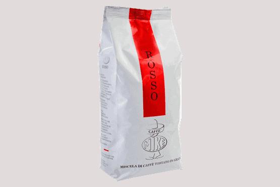 Caffé Mike ROSSO 1 kg ganze Bohnen