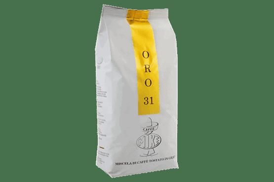 Caffé Mike ORO 1 kg ganze Bohnen