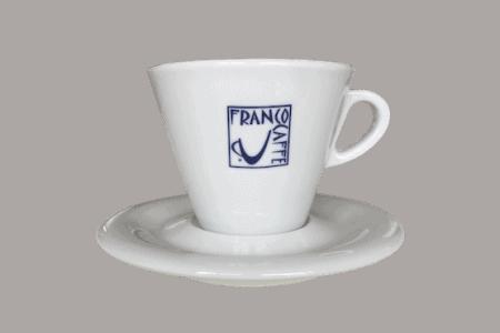 Franco Caffé CAPPUCCINOTASSEN 6ER SET 160 ml