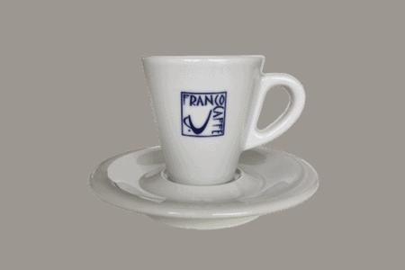 Franco Caffé ESPRESSOTASSEN 6ER SET 60 ml
