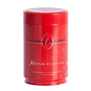 Pavin Caffé XMAS COFFEE 250 g gemahlen
