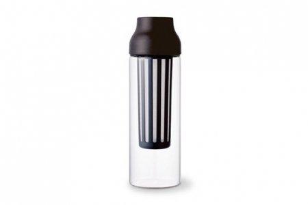Kinto CAPSULE Cold Brew Karaffe 1 l braun
