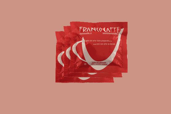 Franco Caffe KOFFEINFREI CIALDE 100 Portionen