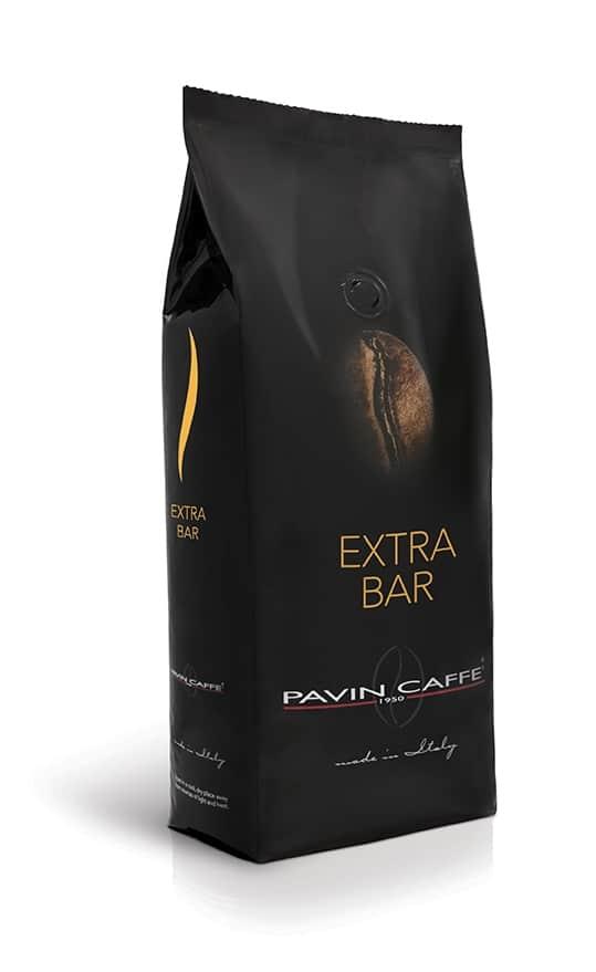 Pavin Caffé EXTRA BAR 1 kg ganze Bohnen