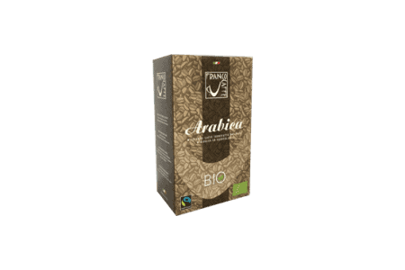 Franco Caffe BIO FAIRTRADE 250 g ganze Bohnen