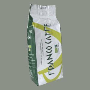Franco Caffe BIO FAIRTRADE 1 kg ganze Bohnen