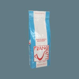Franco Caffe DECAFFEINATO 250 g gemahlen