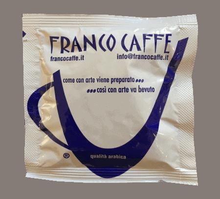Franco Caffe SOAVE DO BRASIL CIALDE 100 Portionen