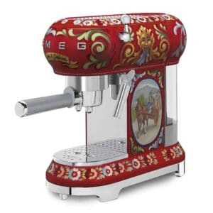 Smeg Dolce & Gabbana ESPRESSOMASCHINE Sicily is my Love
