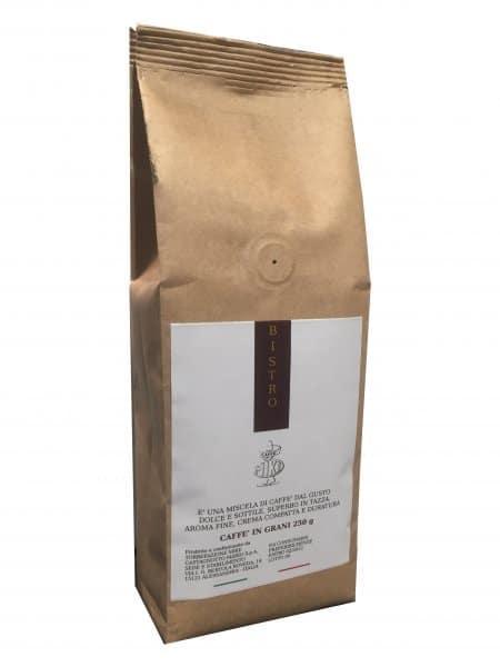 Caffé Mike BISTRO 250 g ganze Bohnen
