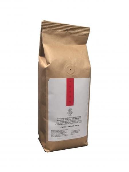 Caffé Mike ROSSO 250 g ganze Bohnen