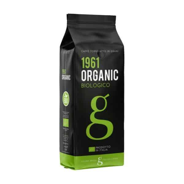 1961 Organic Biologico 1 kg ganze Bohnen