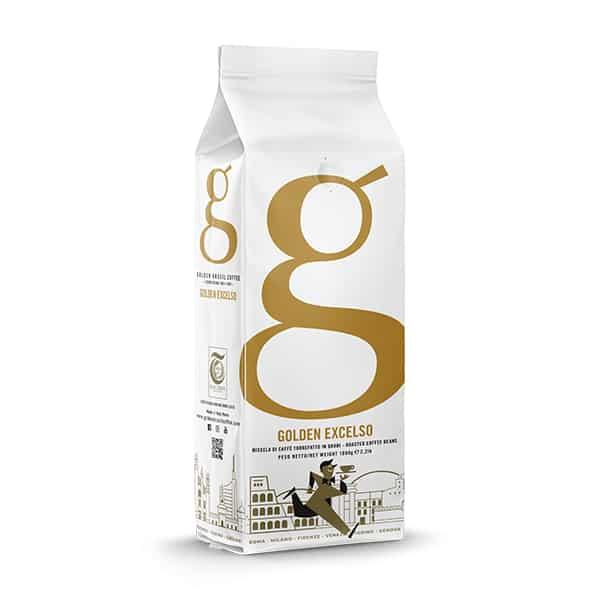 GOLDEN EXCELSO 1 kg ganze Bohnen