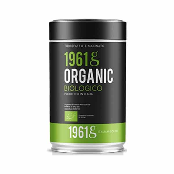 1961 Organic Biologico 250g ganze Bohnen
